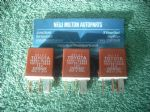 3 X GENUINE TOYOTA YARIS & VERSO BROWN RELAYS  90987-04004  156700-0860  DENSO   CELICA  MR2